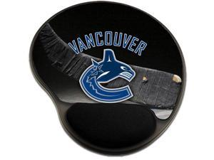 50960809348 Canucks Hockey Mousepad Base with Wrist Support Mouse ...