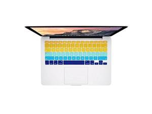 """Marblue South Beach Multicolor Keyboard Protector for Macbook Pro Retina, Macbook Pro, and Macbook Air 13"""""""