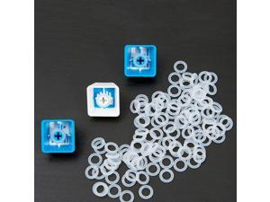 9318ce302d5 Wholesales 120 pcs\lot Keyboard Accessories Rubber O Ring O-Ring Switch  Dampeners For