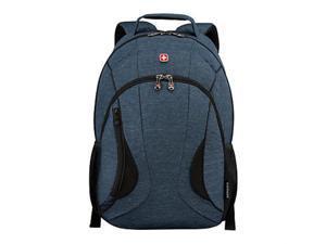 Wenger(R) Mercury Backpack with 16in. Laptop Pocket, Denim