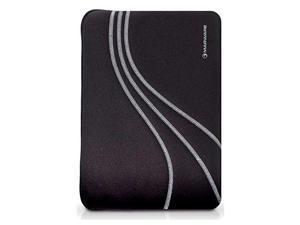Marware Sportfolio Neoprene Sleeve for Netbook Large (Black)