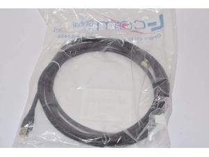 16.4 ft Black L-COM TRD815WP-5M Ethernet Cable Cat5e 5 m RJ45 Jack RJ45 Jack