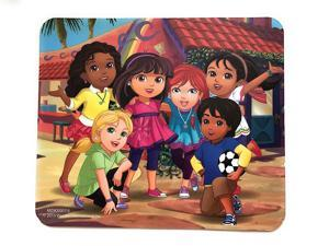 DORA and Friends Optical Mouse & Mouse Set Pad Set Windows or MAC Ages 6+