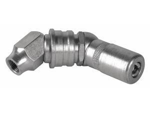 LEGACY L2450 Swivel Coupling Plug,1/8 in.,Zinc Plated