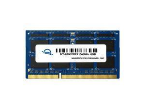 OWC 16GB (2 x 8GB) PC8500 DDR3 Non ECC 1066 MHz 204 pin SO-DIMM Memory Module (OWC8566DDR3S16P), for 2010 MacBook Pro, MacBook, Mac Mini, and 2009 iMac