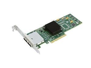 LSI LOGIC SAS9200-8E LSI Logic SAS9200-8E 2 X SFF-8088-Ports 8-Ports Ext 6GB SATA+SAS LSI Logic Hba Controller Card MegaRAID SAS 9200-8E 8 Port 512MB 6GB/S