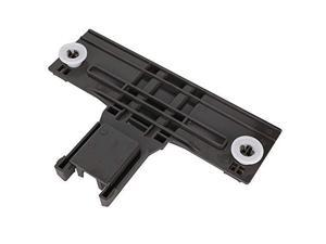 w10350375 dishwasher top rack adjuster replacement part w/ 1.25 inch diameter wheels for kitchenaid whirlpool kenmore  redesigned for durability replaces w10712395 w10250159 3516330 ap5957560