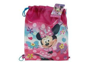 12-Pack Minnie Mouse Non-Woven Sling Bags