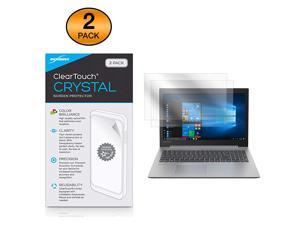 BoxWave Lenovo IdeaPad 330 (15 in) Screen Protector, [ClearTouch Crystal (2-Pack)] HD Film Skin - Shields from Scratches for Lenovo IdeaPad 330 (15 in), 330 Touch (15 in) | ThinkPad E560