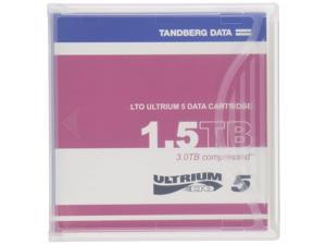 1PK LTO5 Ultrium 1.5/3TB Tape Cartridge