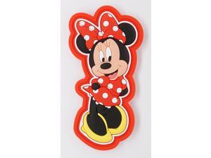 Disney 85966 Minnie Mouse Soft Touch Magnet Novelty, Multicolor