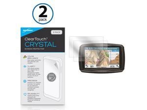 ClearTouch Crystal Shields from Scratches for Gilbarco Express Ordering 15 HD Film Skin BoxWave Gilbarco Passport POS 15 Screen Protector Passport POS 15 2-Pack