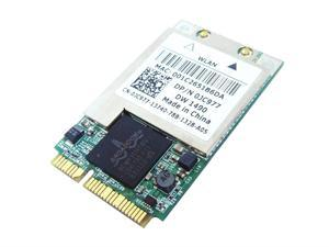 BroadCom BCM94311MCAG BCM4311 DW1490 Mini PCI-e JC977 WLAN WIFI Card for Dell