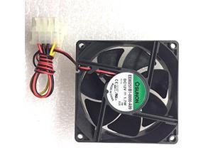 Sunon PMD1204PQB1 40mm x 28mm 4pin PWM Extreme Hi-speed 12VDC Fan=Server//Case