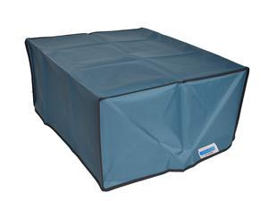 Comp Bind Technology Dust Cover for Epson EcoTank ET-2720 All-in-One Printer, Blue Nylon and Anti Static Cover Dimensions 14.8''W x 13.7''D x 9.4''H