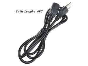 SLLEA AC in Power Cord Outlet Socket Plug Cable Lead for Dell Tower Desktop Computer PC GX780 OptiPlex 9010 960 980 990 FX160 GX150 GX60