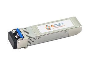 ENET Components   PAN-SFP-LX-ENC   1000BASE-LX SFP 1310nm 10km MMF/SMF OEM Compatible Transceiver, Lifetime Warranty Included