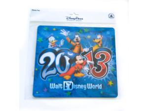 Disney 2013 Sorcerer Mickey Mouse Pad
