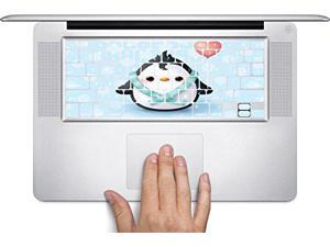Fits 11 inch Air by Demon Decal Cute Penguin Macbook Keyboard Decals
