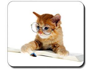Art Plates brand - Smart Kitty Mouse Pad