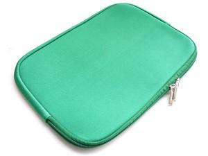 Emartbuy ( 10-11 Inch Tablet / Laptop ) Green Water Resistant Neoprene Soft Zip Case Cover Sleeve For Lenovo Ideapad Miix 300 10.1 Inch Tablet