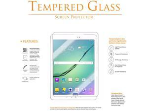 2 X Tempered Glass Screen Protector for Samsung Galaxy Tab S2 8.0 SM-T713 T715Y