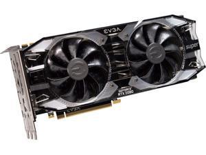 EVGA GeForce RTX 2080 SUPER XC2 ULTRA GAMING Video Card, 08G-P4-3187-KR, 8GB GDDR6, iCX2 Technology, RGB LED, Metal Backplate