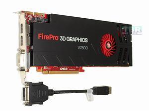 ATI FirePro V7800 2GB 256-bit GDDR5 PCI Express