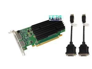 NEW NVIDIA Quadro NVS 295 256MB DDR3 Workstation Video Graphics Card NVS295