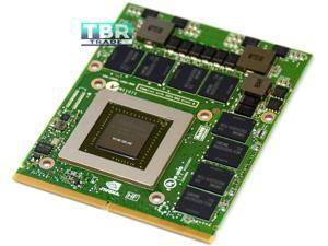 Dell Nvidia Quadro K4000M 4GB GDDR5 Video Card for Dell Precision M6600 M6700 M6800 5DGTT JDHNF N14E-Q3-A2