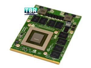 Nvidia Quadro K5000M 4GB Dell Precision M6700 M6800  GDDR5 MXM Mobile Video Graphics Card GPU T9V0C N14E-Q5-A2