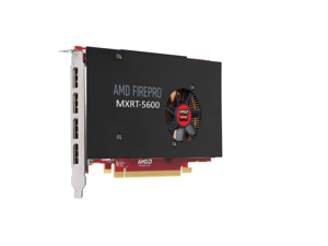 Barco MXRT-5600 4GB GDDR5 3D PCI-e x16 4-head 4X DP K9306043-00 Medical imaging Video Graphics Card
