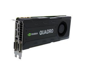 Dell Nvidia Quadro K5200 VCQK5200-PB 8GB 256-bit GDDR5 PCI Express 3.0 x16 Workstation Video Graphics Card R93GX