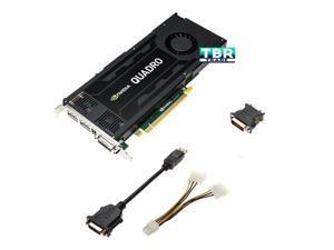 Lenovo Quadro K4000 Graphic Card - 2.80 GHz Core - 3 GB GDDR5 - PCI Express 2.0 x16