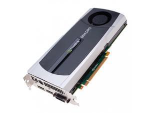 NVIDIA Quadro 5000 2.5GB 320-bit GDDR5 PCI Express 2.0 x16 Workstation Video Card
