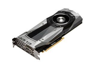 Nvidia Geforce GTX 1070 Ti Founders Edition Graphic Card 8GB DDR5 900-1G411-2510-000