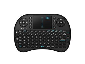 Rii Mini i8 Wireless Keyboard with Touchpad for PC Android TV BoxKodi Raspberry