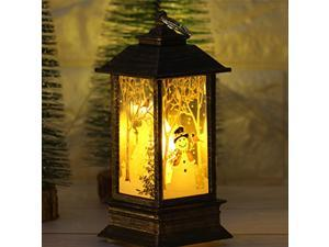 Christmas Decorations For Home Led 1 pcs Christmas Candle with LED Tea light Candles for Christmas Decoration-Style D