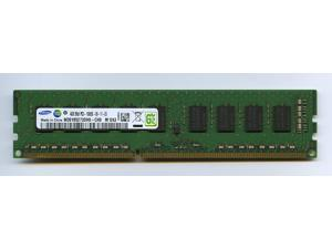 SAMSUNG 4GB 240-Pin DDR3 SDRAM ECC Unbuffered DDR3 1333 Server Memory Model M391B5273DH0-CH9