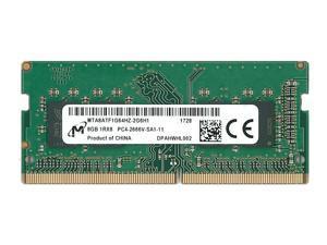 Micron MTA8ATF1G64HZ-2G6H1 8GB PC4-21300 DDR4-2666MHz Memory Module