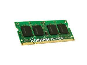 Kingston 2 GB DDR3 SDRAM Memory Module 2 GB (1 x 2 GB) 1066MHz DDR31066/PC38500 DDR3 SDRAM 204pin SoDIMM KTL-TP1066/2G