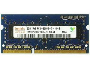 HYNIX Laptop Memory: HMT325S6BFR8C-G7 N0 AA 2GB DDR3 PC3-8500S