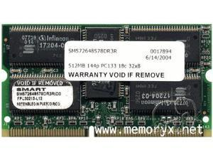 512MB Cisco 12000 Line Card 4 Route Processing Approved Memory (p/n MEM-LC4-512)