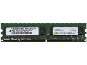 MICRON 2GB PC2-6400E DDR2 ECC MEMORY MODULE MT18HTF25672AY-800E1