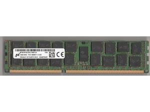 MICRON MT36JSF2G72PZ-1G6E1LG PC3-12800R DDR3 1600 16GB ECC REG 2RX4 (FOR SERVER ONLY)