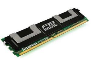 KINGSTON ValueRAM Server/Workstation KVR667D2D8F5/1G 1GB 667MHz DDR2 ECC Fully Buffered CL5 DIMM Dual Rank