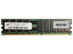 MEMORY, MT18VDDT6472G-265C3 PC2100R-25331-Z 512MB, DDR, 266, CL2.5, ECC, REG