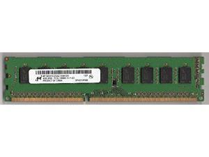 MICRON MT18KSF51272AZ-1G6K1ZG PC3L-12800E DDR3 1600 4GB ECC 2RX8 ECC ONLY