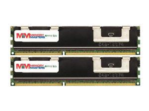 MemoryMasters 8GB (2X4GB) DDR2 Certified Memory for HP Compatible  StorageWorks 400r All-in-One DDR2 667MHz FBDIMM