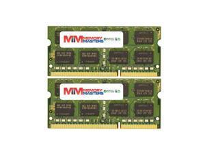 MemoryMasters NEW! 16GB Kit 2x 8GB DDR3 1600 MHz PC3-12800 Sodimm Memory Modules Laptop RAM